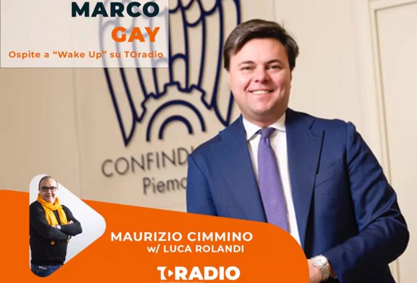 Intervista a Marco Gay