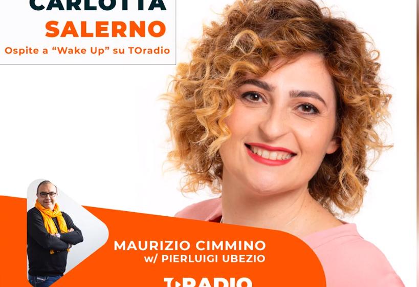 Intervista a Carlotta Salerno