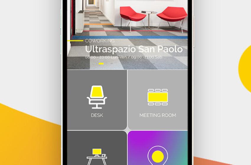 Ultrapp: la piattaforma per il coworking