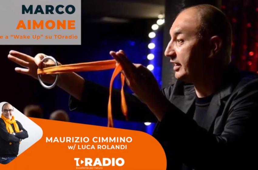 Intervista a Marco Aimone