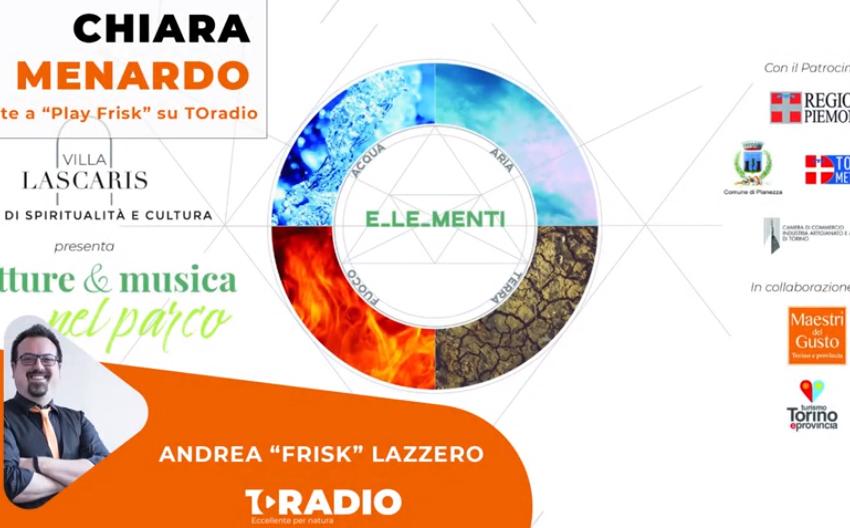 Intervista a Chiara Menardo