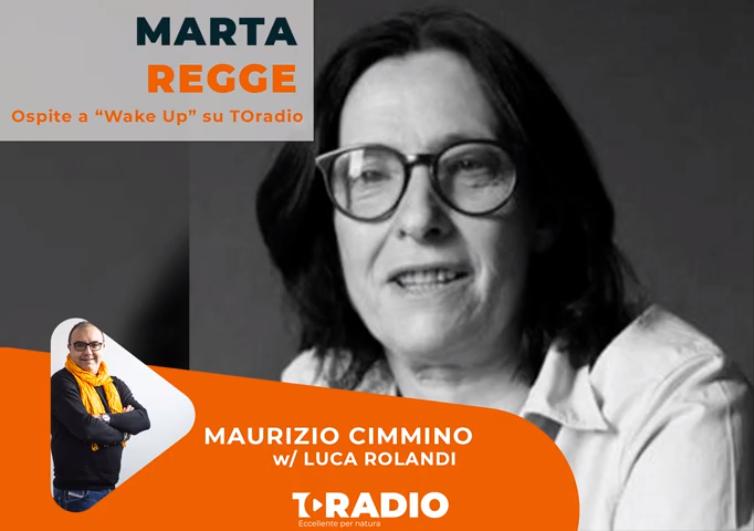 Intervista a Marta Regge