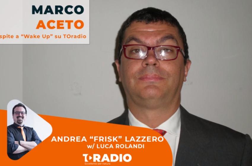 Intervista a Marco Aceto