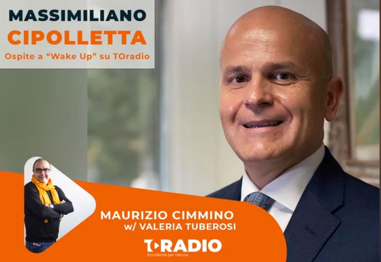 Intervista a Massimiliano Cipolletta