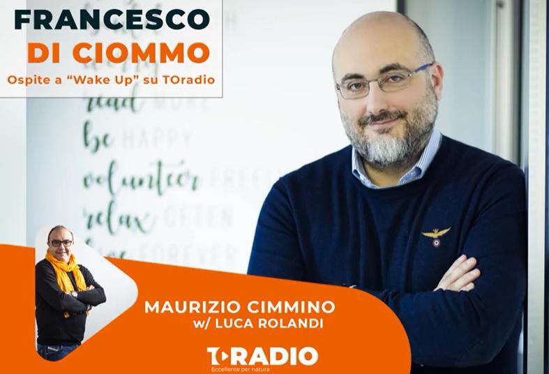 Intervista a Francesco di Ciommo
