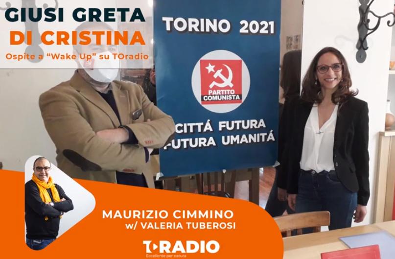 Intervista a Giusi Greta Di Cristina