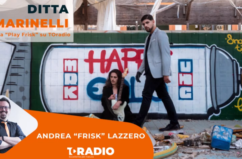 Intervista a Ditta Marinelli