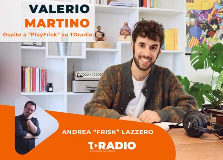 Intervista a Valerio Martino