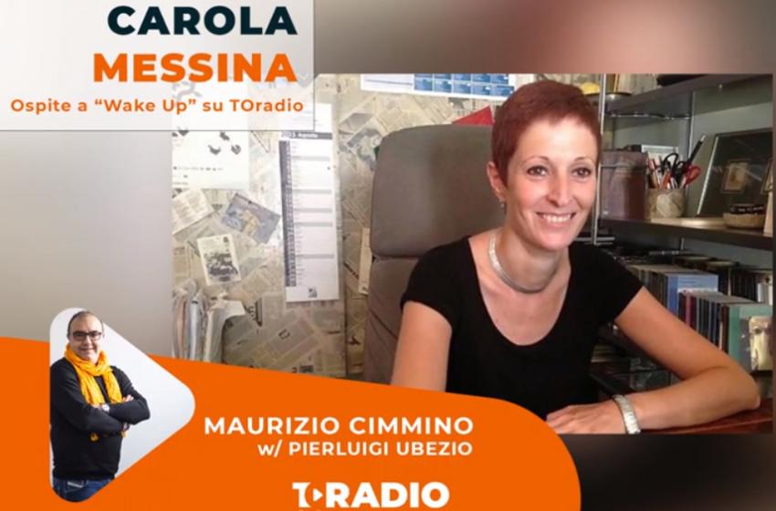 Intervista a Carola Messina
