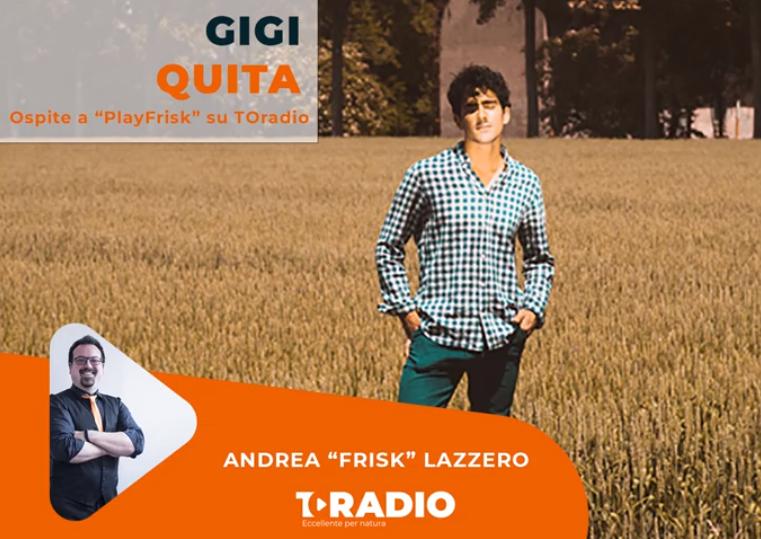 Intervista a Gigi Quita