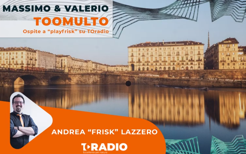 Intervista a Massimo Gioscia e Valerio Minato